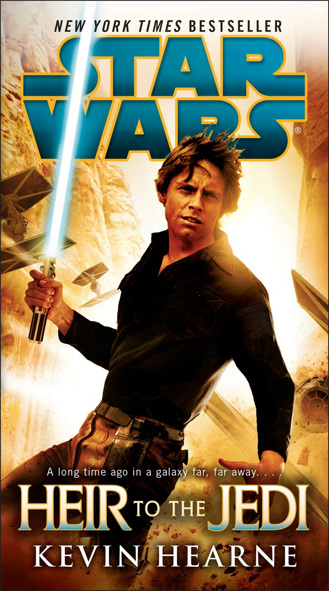 SW: HEIR TO THE JEDI heir of danger