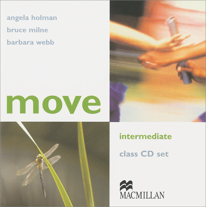 Move: Intermediate (аудиокурс на 2 CD)