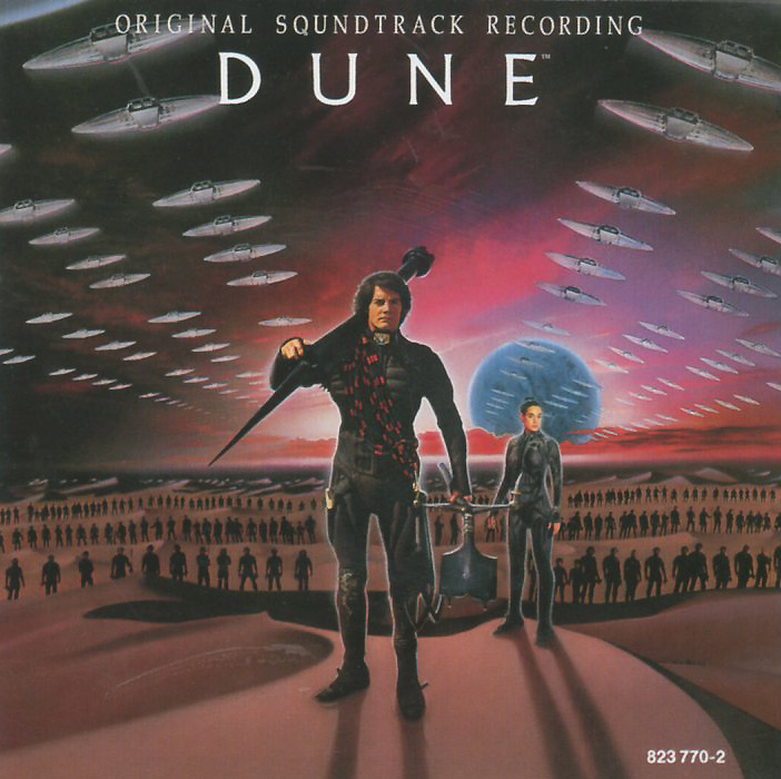 Toto Toto. Dune: Original Soundtrack Recording toto toto toto