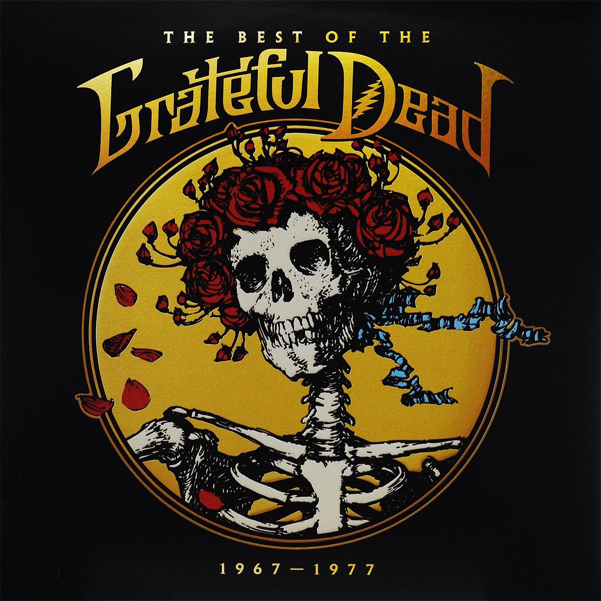 The Grateful Dead Grateful Dead. The Best Of The Grateful Dead (2 LP) grateful dead grateful dead the best of the grateful dead 1967 1977 2 lp