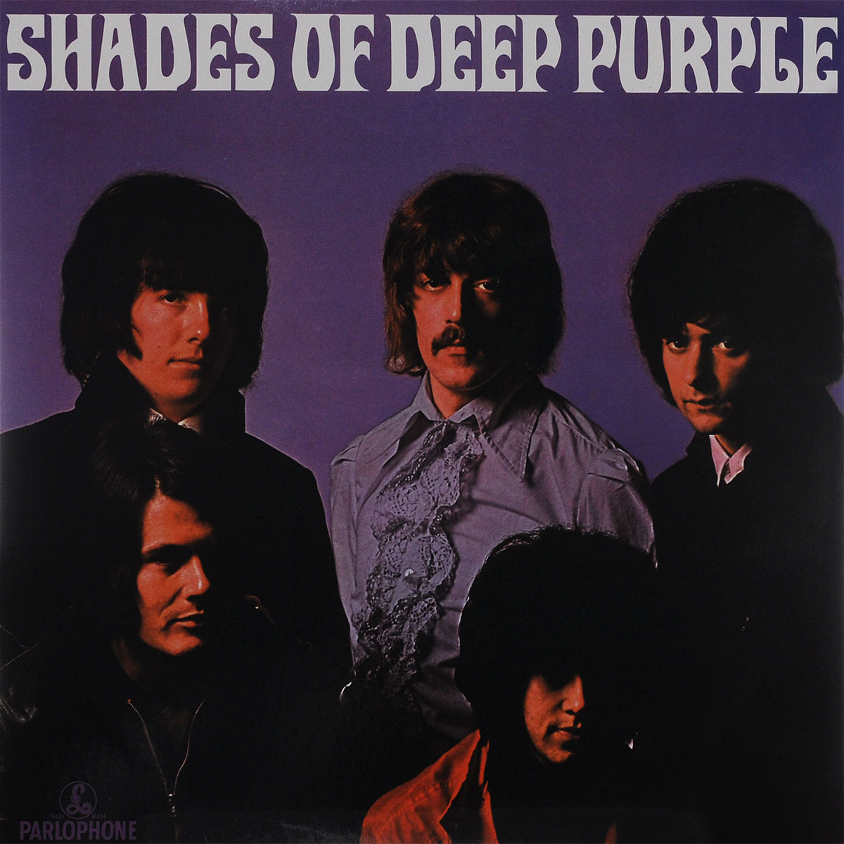 Deep Purple Deep Purple. Shades Of Deep Purple (LP) deep purple deep purple the book of taliesyn lp