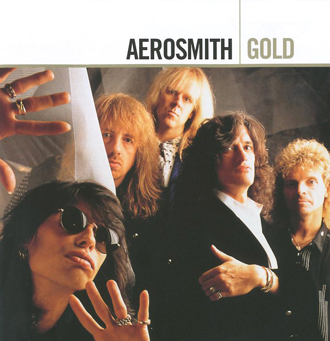 Aerosmith Aerosmith. Gold (2 CD) aerosmith aerosmith get your wings