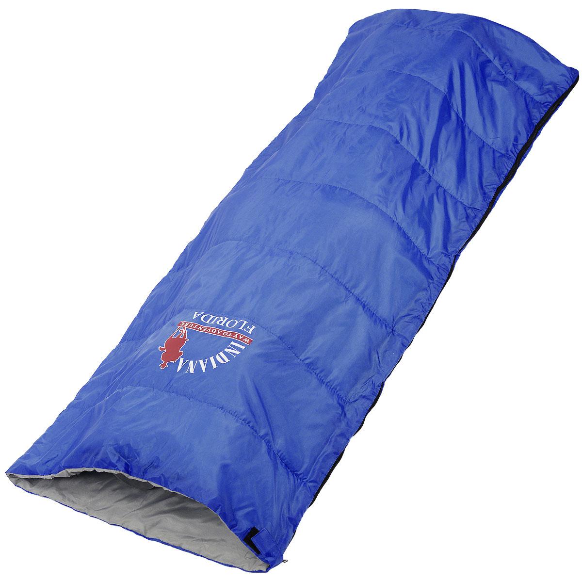Спальный мешок-одеяло Indiana Florida, 180 см х 75 см