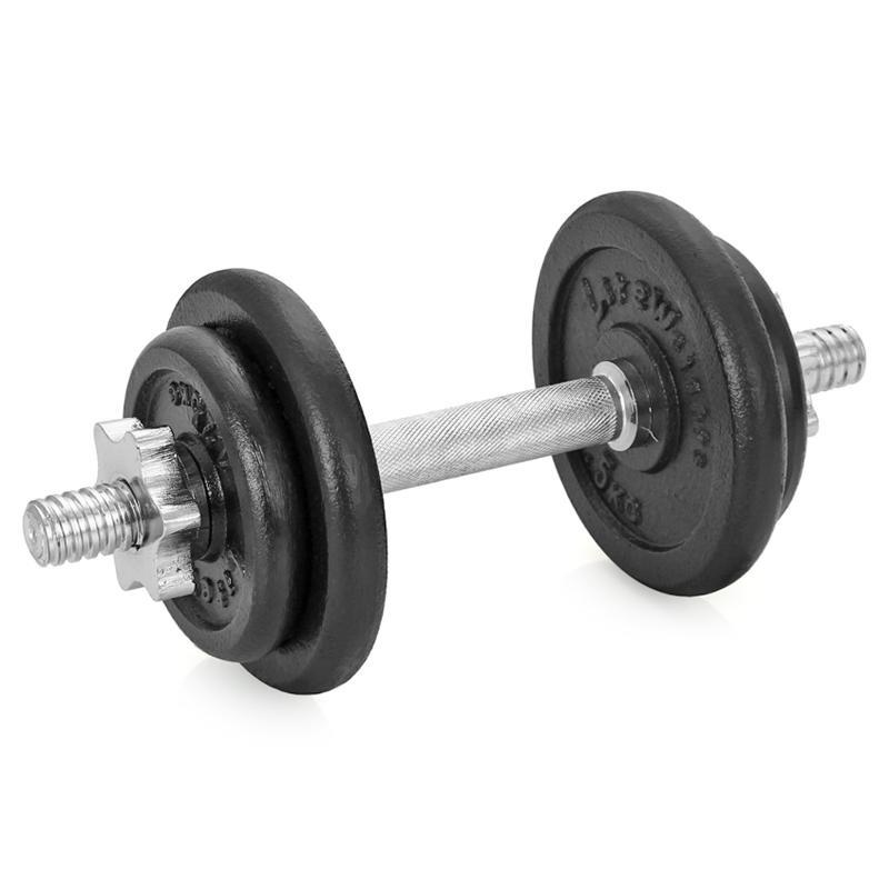 Гантель сборная Lite Weights, 9,43 кг
