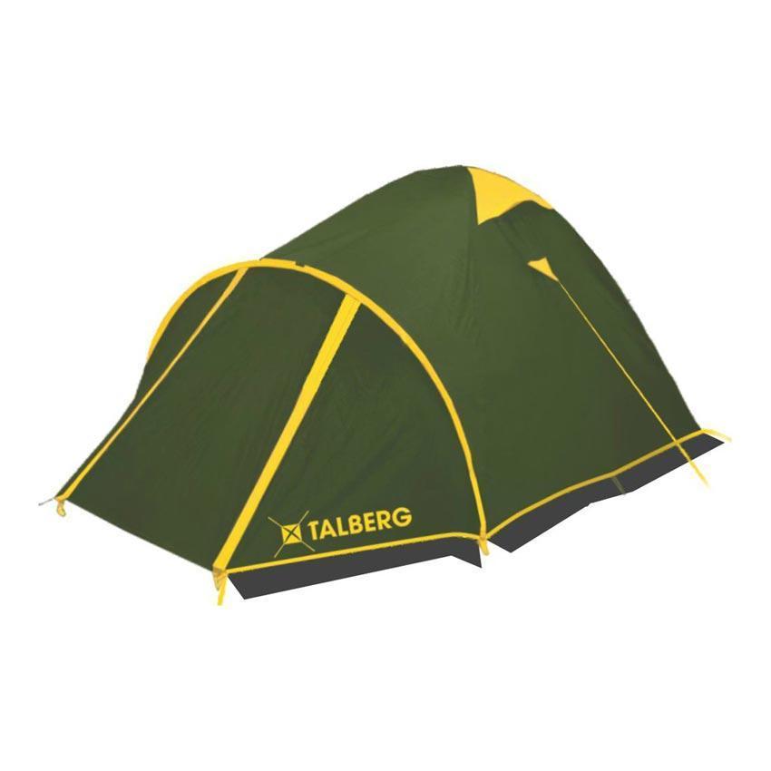 """Палатка Talberg """"MALM PRO 2"""", цвет: зеленый"""