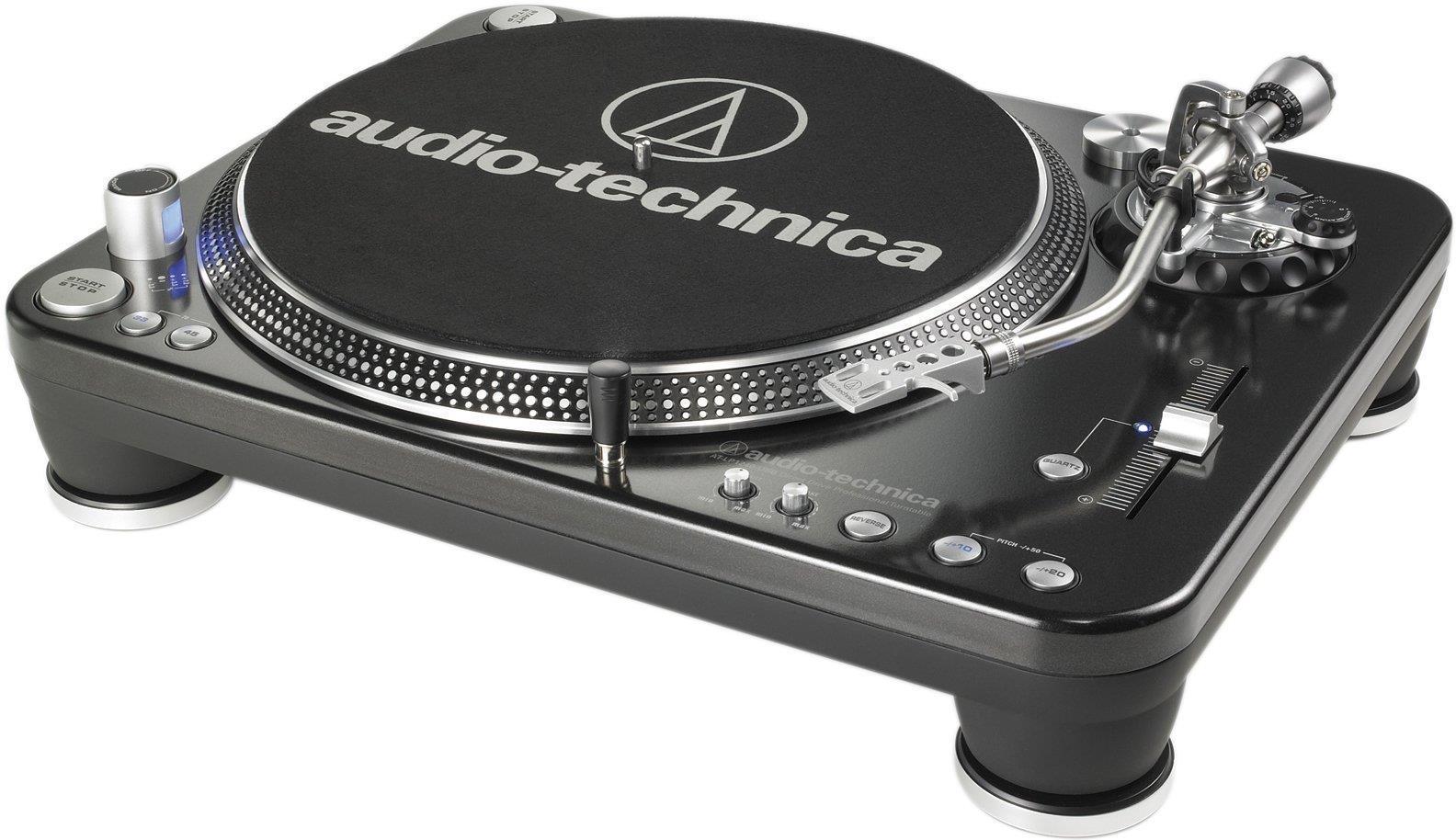 Проигрыватель виниловых дисков Audio-Technica AT-LP1240 USB