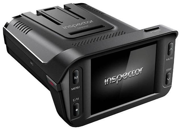 Inspector Hook радар-детектор + видеорегистратор, GPS