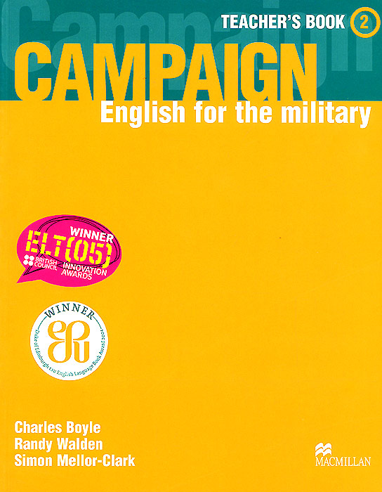 Campaign: English for the Military: Level 2: Teacher's Book campaign english for the military level 2 teacher s book