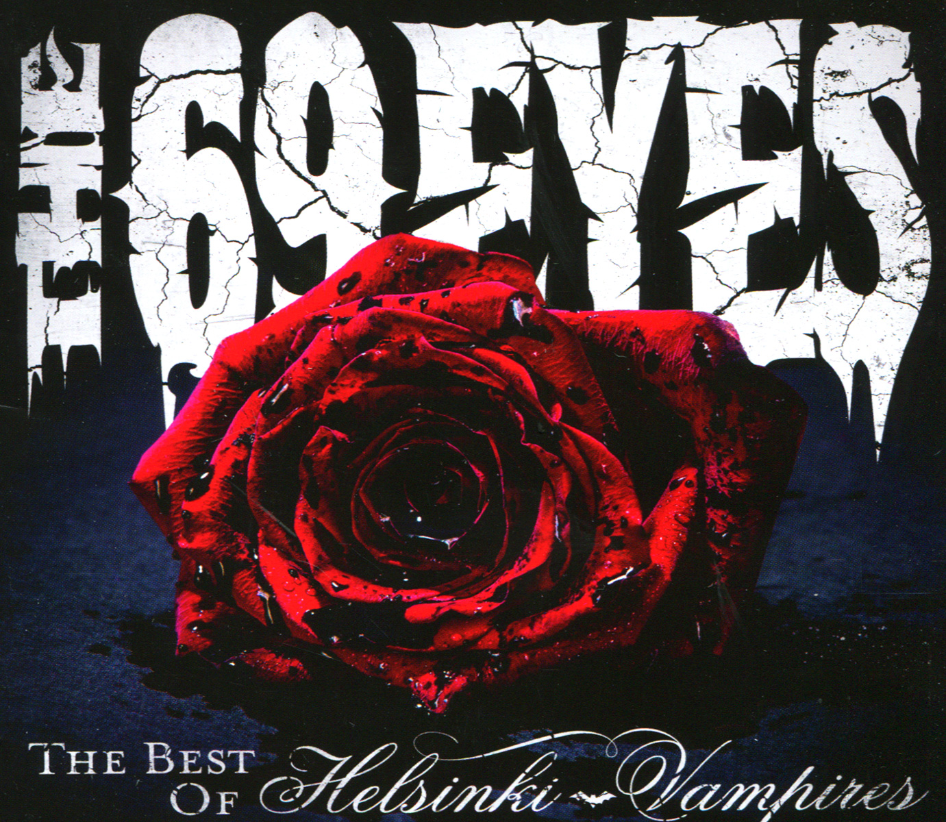 The 69 Eyes The 69 Eyes. The Best Of Helsinki Vampires (2 CD) the eyes of the cat