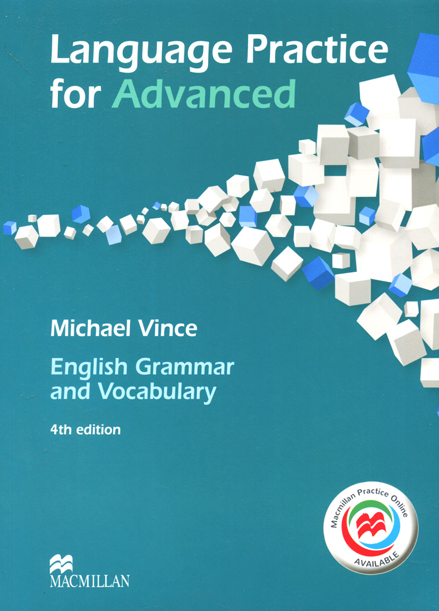 Language Practice for Advanced: English Grammar and Vocabulary