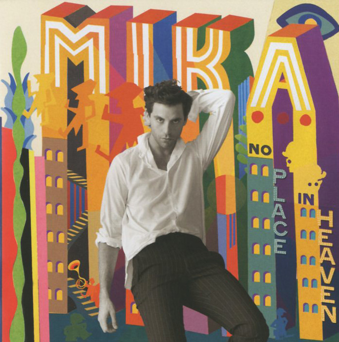 Mika Mika. No Place In Heaven mika waltari riigi saladus