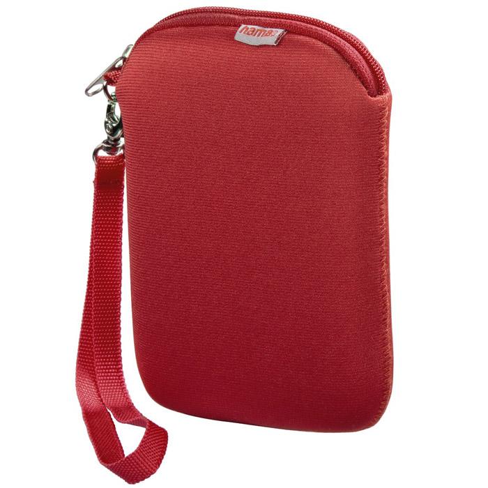 Hama H-95507 чехол для внешнего жесткого диска 2.5, Red цена