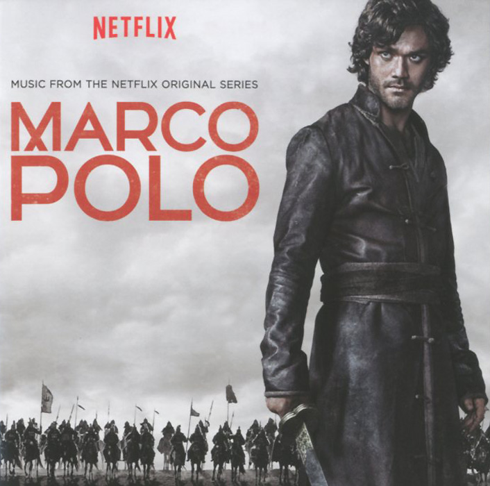 Marco Polo. Music From The Netflix Original Series матовая керамическая плитка marco polo pg8513c pg6513c