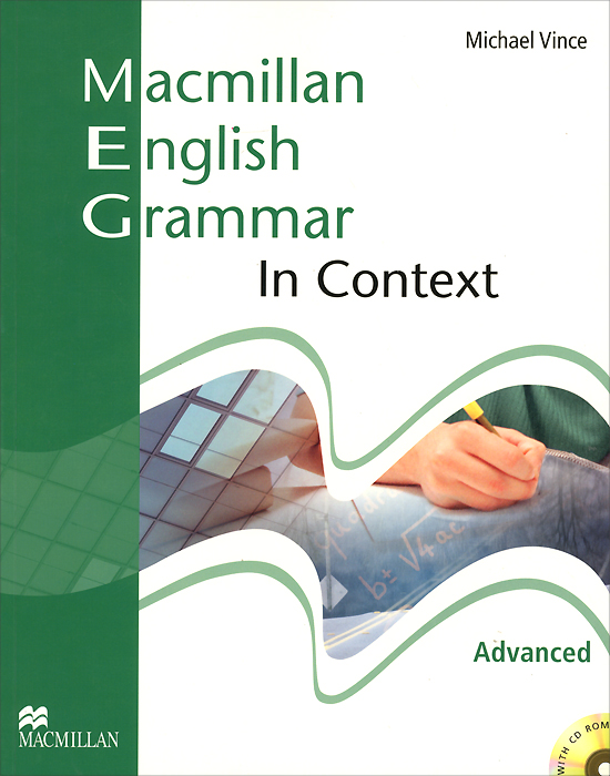 Фото - Macmillan English Grammar in Context: Advanced (+ CD-ROM) macmillan english grammar in context essential level with key cd rom