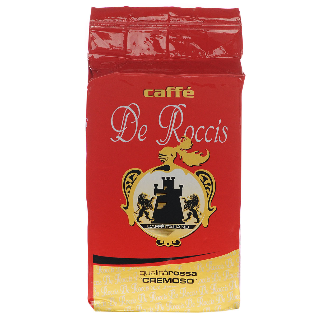 De Roccis Rossa кофе молотый, 250 г цена