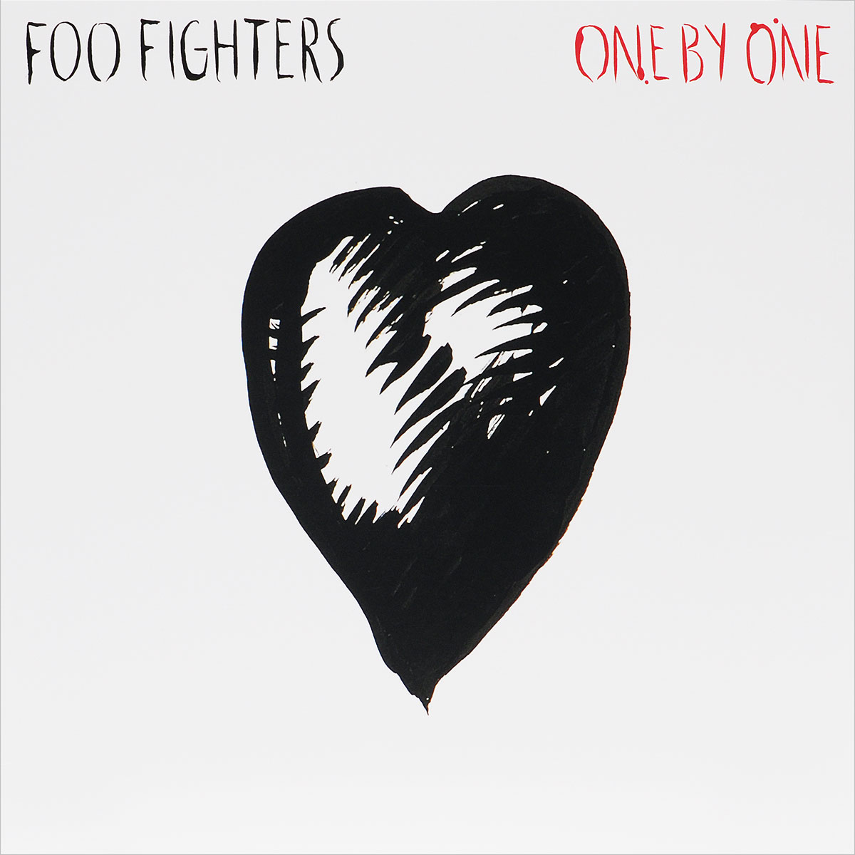 Foo Fighters Foo Fighters. One By One (2 LP) кендрик ламар kendrick lamar damn 2 lp