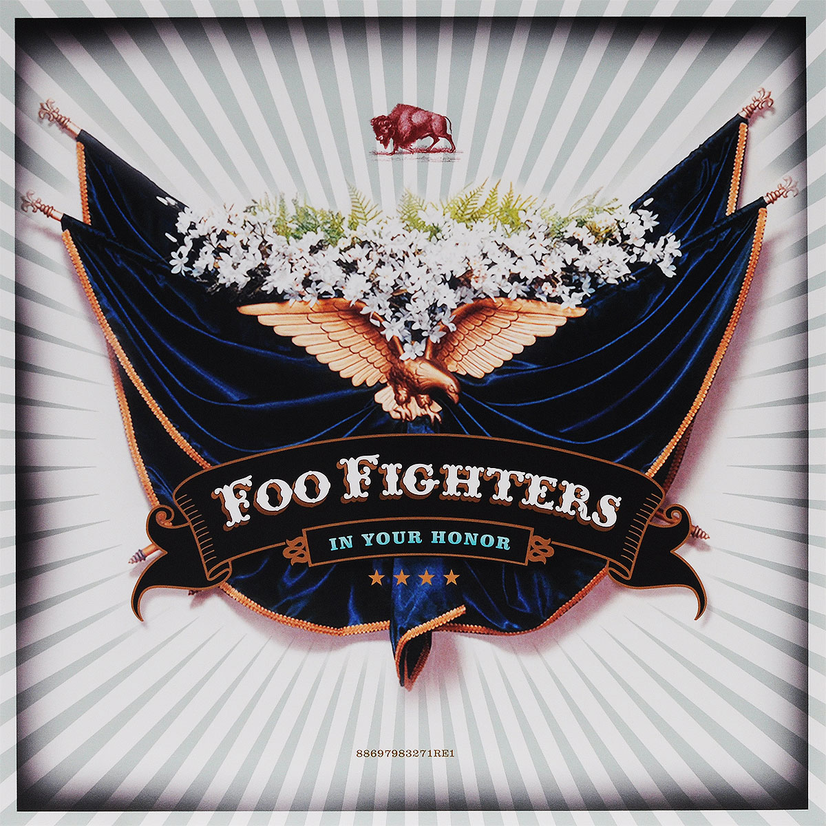 Foo Fighters Foo Fighters. In Your Honor (2 LP) rammstein – mutter 2 lp