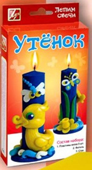 Луч Набор лепим свечи Утенок Луч