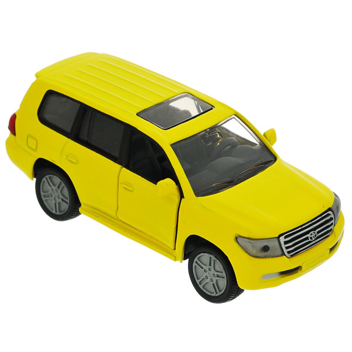 Siku Модель автомобиля Toyota Landcruiser