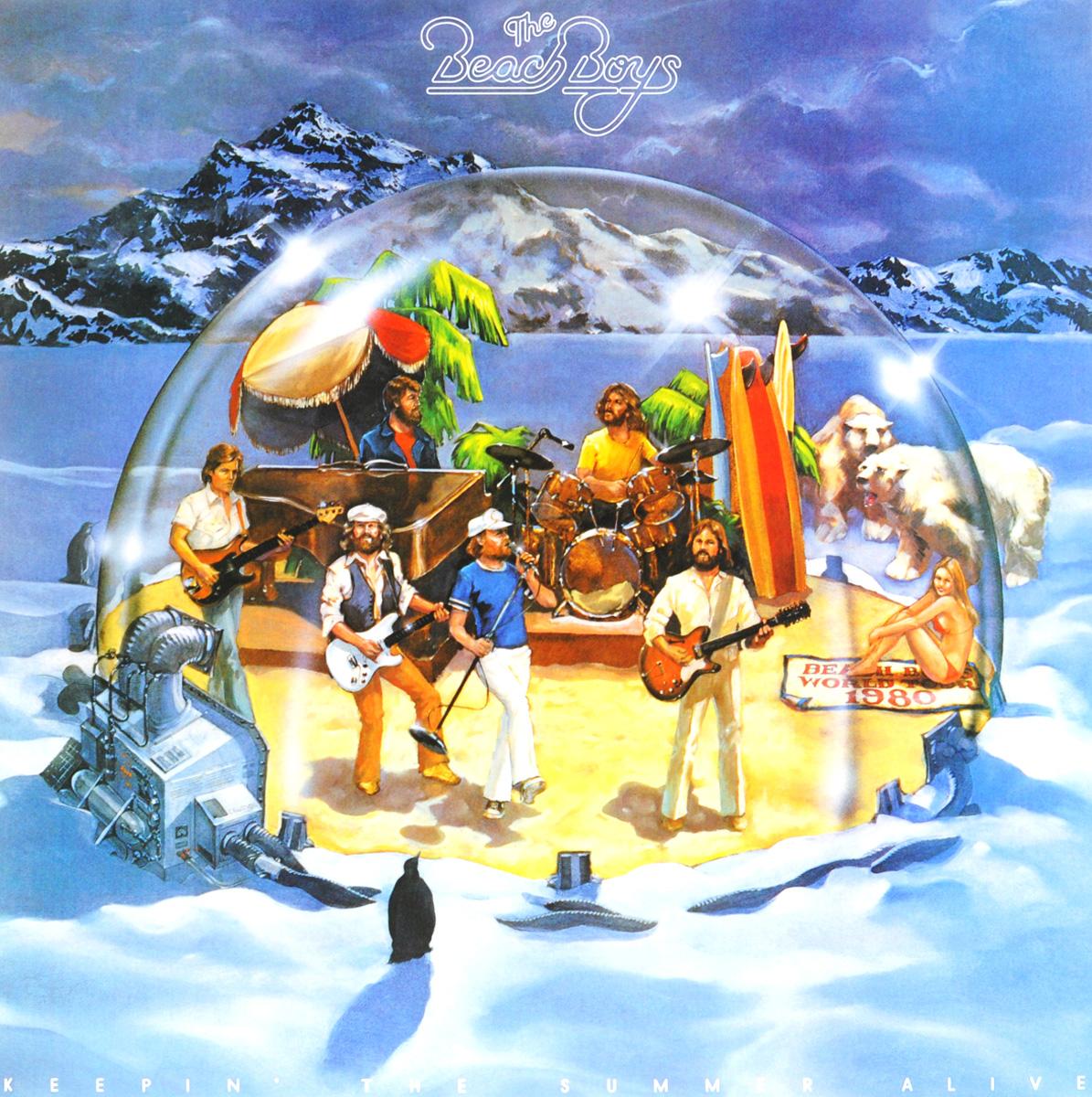 The Beach Boys The Beach Boys. Keepin' The Summer Alive (LP) the beach boys the beach boys greatest surf hits
