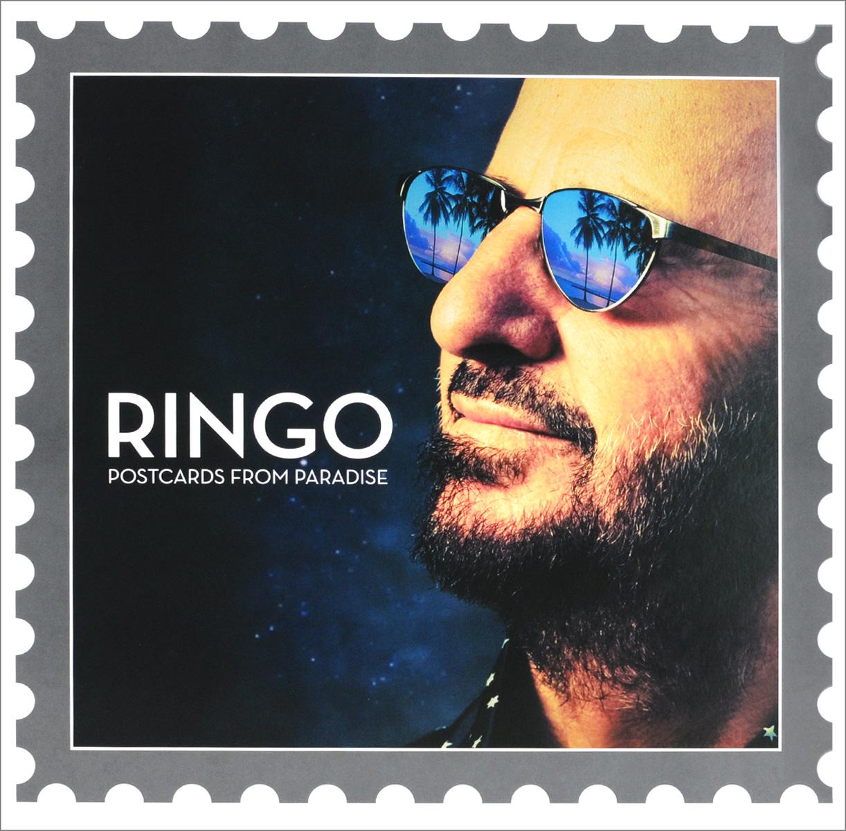 Ринго Старр Ringo. Postcards From Paradise (LP) ringo starr ringo starr postcards from paradise