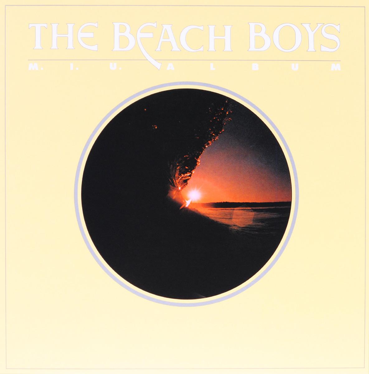 The Beach Boys The Beach Boys. M.I.U. (LP) the beach boys the beach boys greatest surf hits