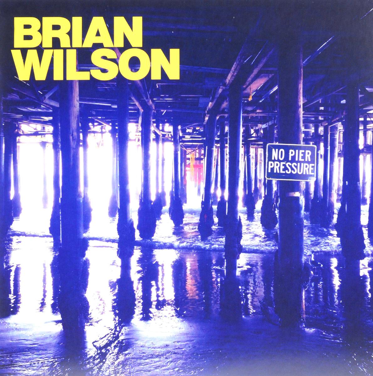 Брайан Уилсон Brian Wilson. No Pier Pressure (2 LP)