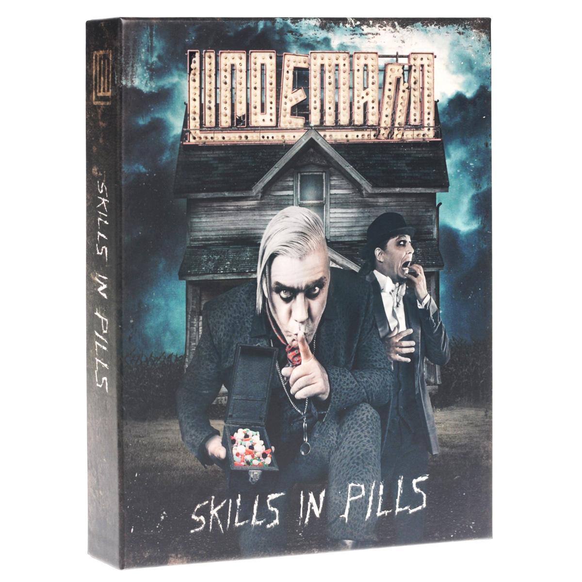 Тилл Линдеманн Lindemann. Skills In Pills. Super Deluxe Version