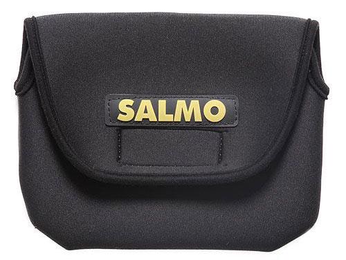 Чехол для катушек Salmo, цвет: черный, 20 см х 14 см