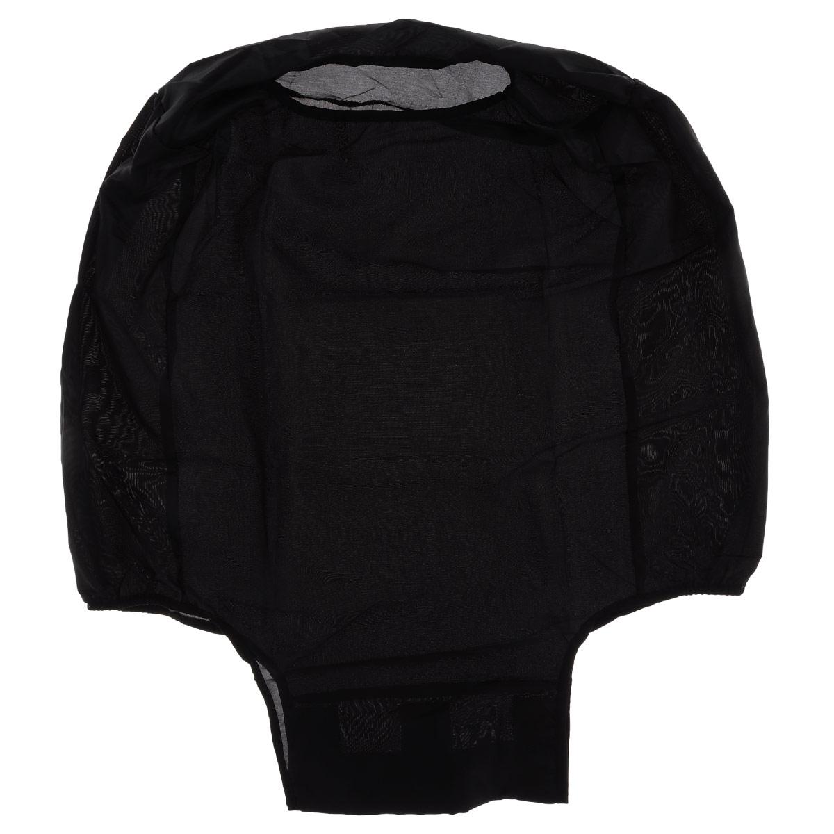 Чехол защитный для чемодана Eva, цвет: черный, 62 см х 42 см х 28 см чехол для сноуборда dakine freestyle цвет черный белый 30 х 16 х 157 см
