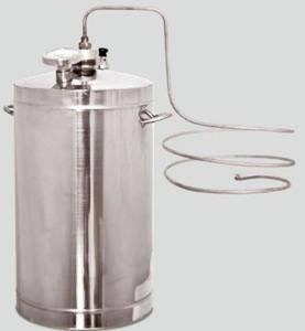 Дистиллятор бытовой Первач Дачно-Деревенский 12Т, домашний, 12 л дистиллятор домашний