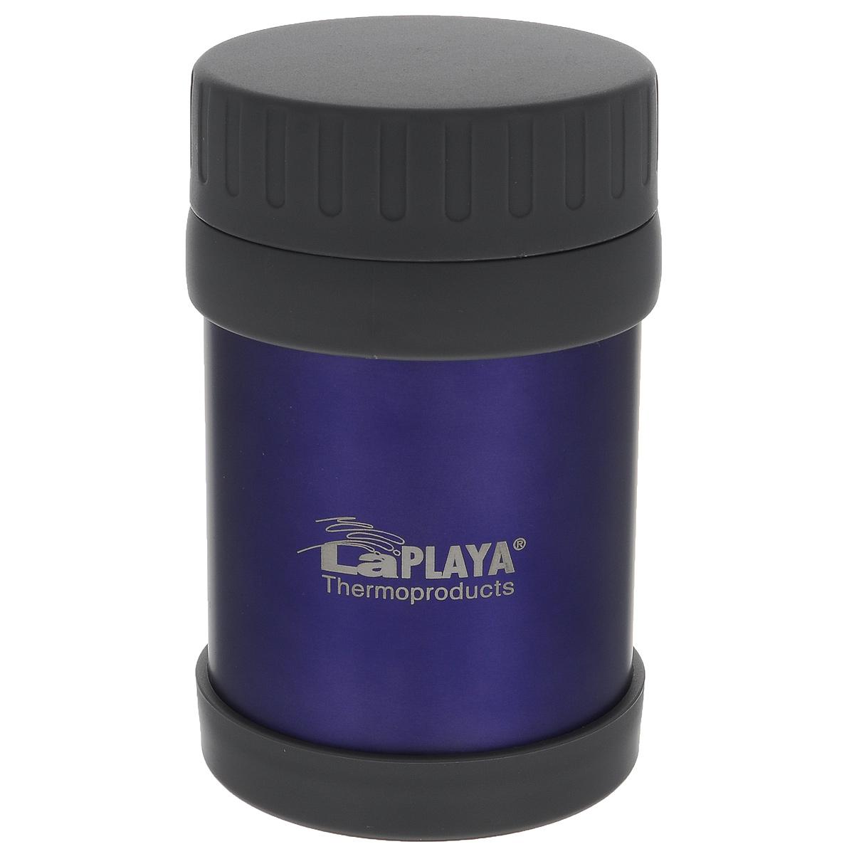 Фото - Термос LaPlaya JMG, цвет: фиолетовый, 350 мл термос для еды 0 5 л laplaya food jmg 560031