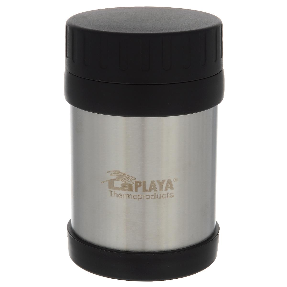 Термос LaPlaya JMG, цвет: серебристый, 350 мл