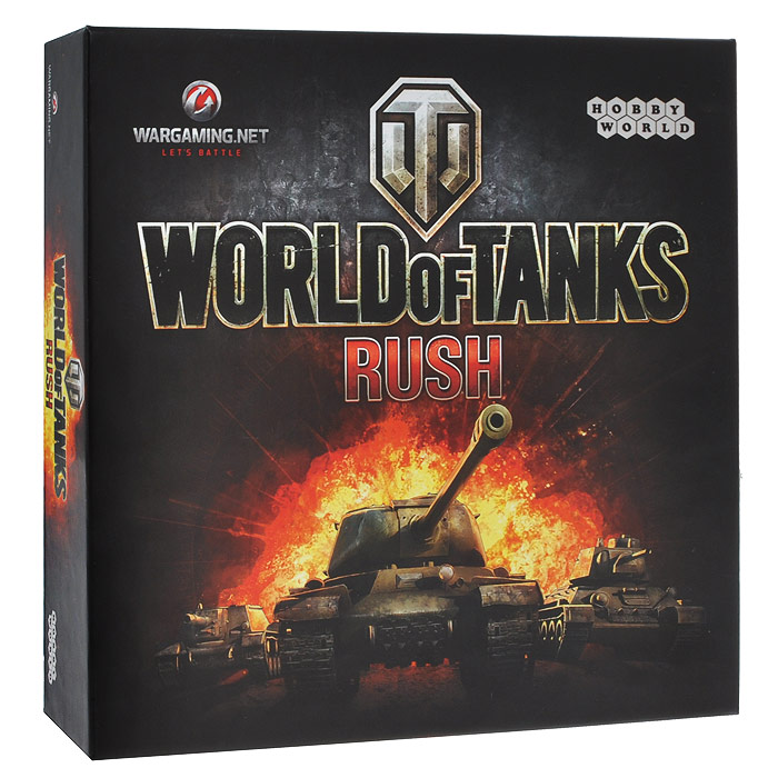 "<b>Настольная игра</b> ""<b>World</b> of Tanks. Rush"" — купить в интернет ..."