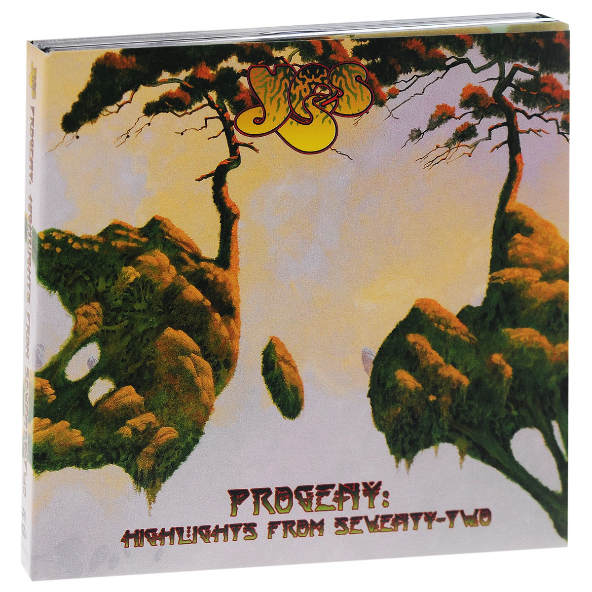 Yes Yes. Progeny. Highlights From Seventy-Two (2 CD) yes original album series yes 5 cd