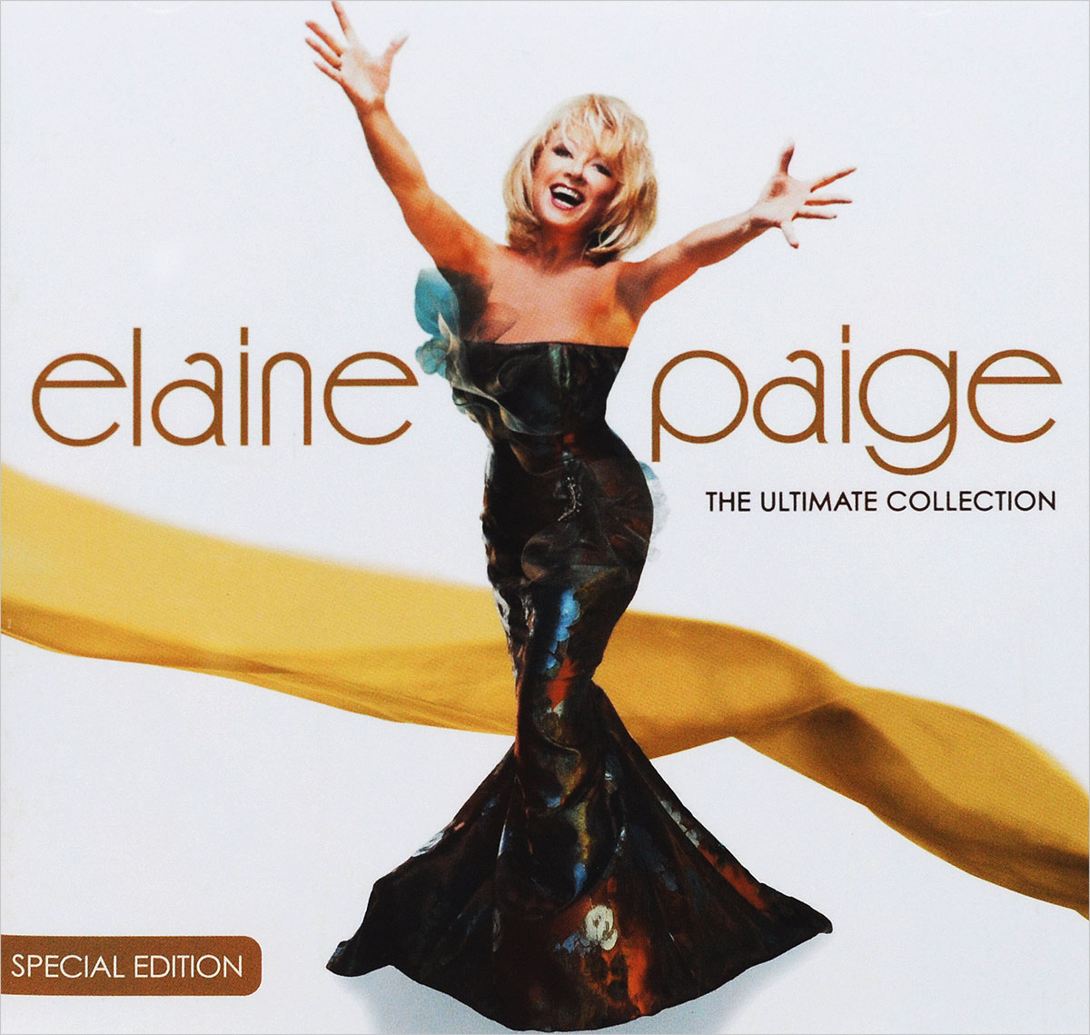 Элейн Пэйдж Elaine Paige. The Ultimate Collection (2 CD) элейн пэйдж elaine paige the ultimate collection 2 cd