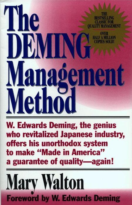 The Deming Management Method the deming management method