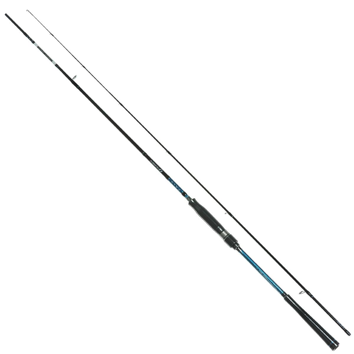 Удилище спиннинговое Tsuribito-Jackson Pals, 2,24 м, 6-20 г