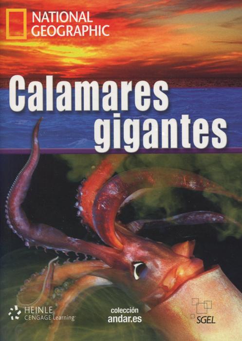 Calamares gigantes: Level C1 (+ DVD) цена