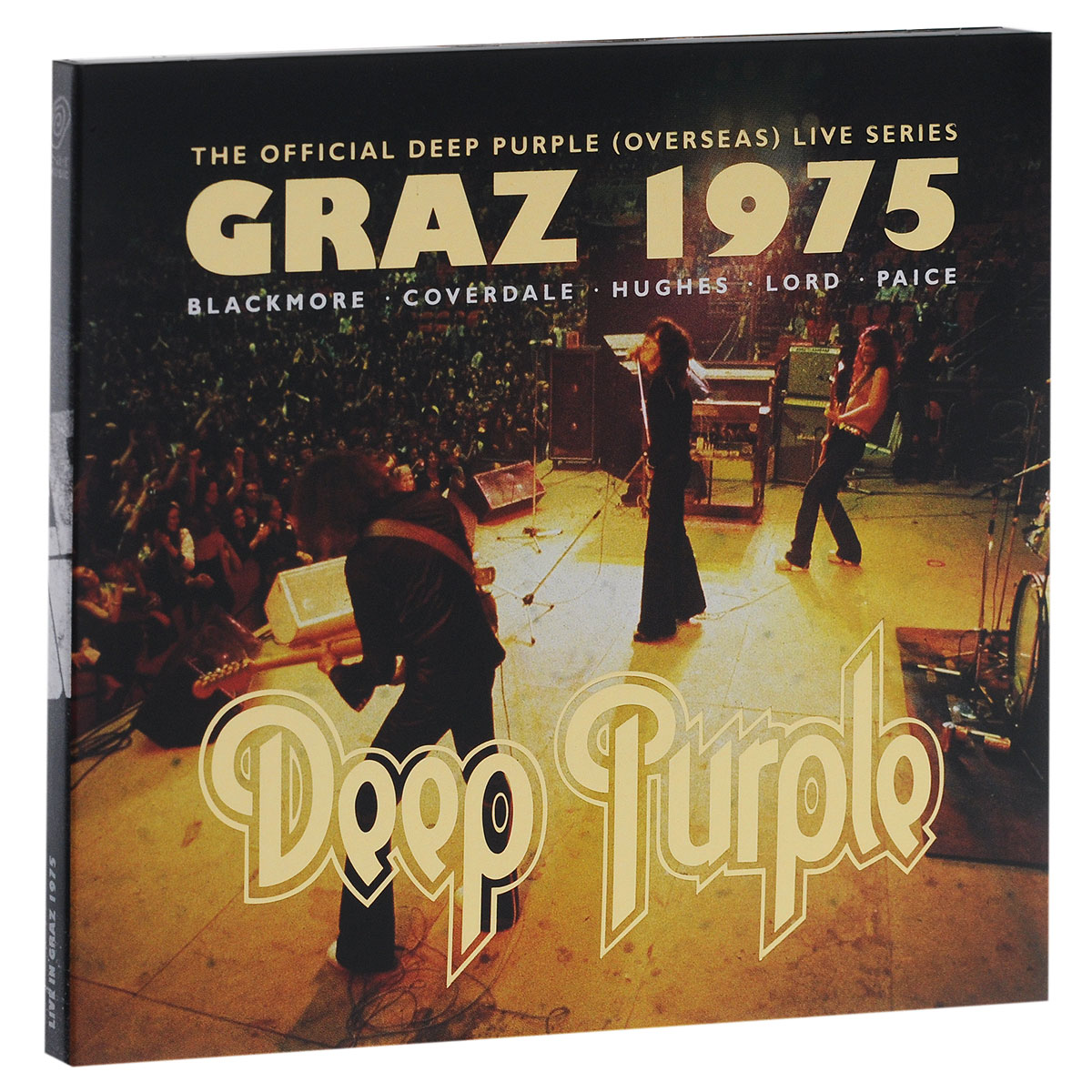 Deep Purple Deep Purple. Graz 1975 deep purple deep purple classic deep purple