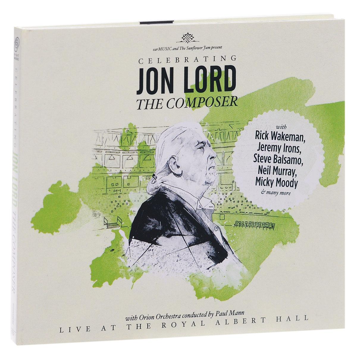 Джон Лорд Jon Lord. Celebrating The Composer