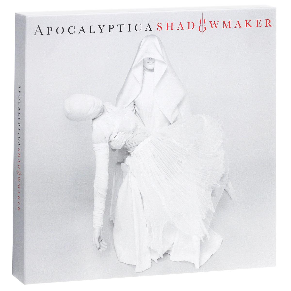 Apocalyptica Apocalyptica. Shadowmaker (2 LP + CD) apocalyptica apocalyptica shadowmaker 2 lp cd