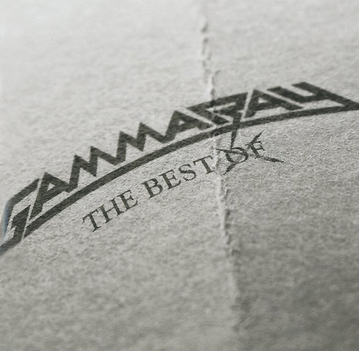 Gamma Ray Ray. The Best Of (2 CD)