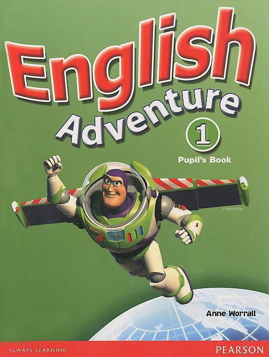 English Adventure 1: Pupil's Book