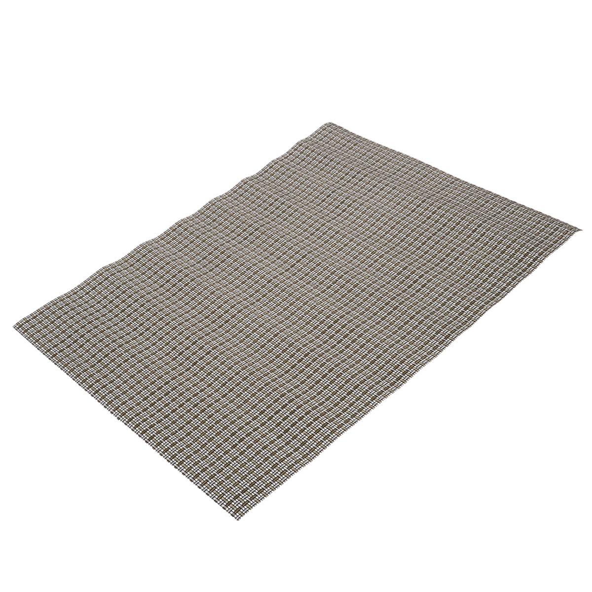 Подставка под горячее Bradex, цвет: серый, 45 см х 30 см подставка под горячее togas андре цвет синий серый 45 х 33 см