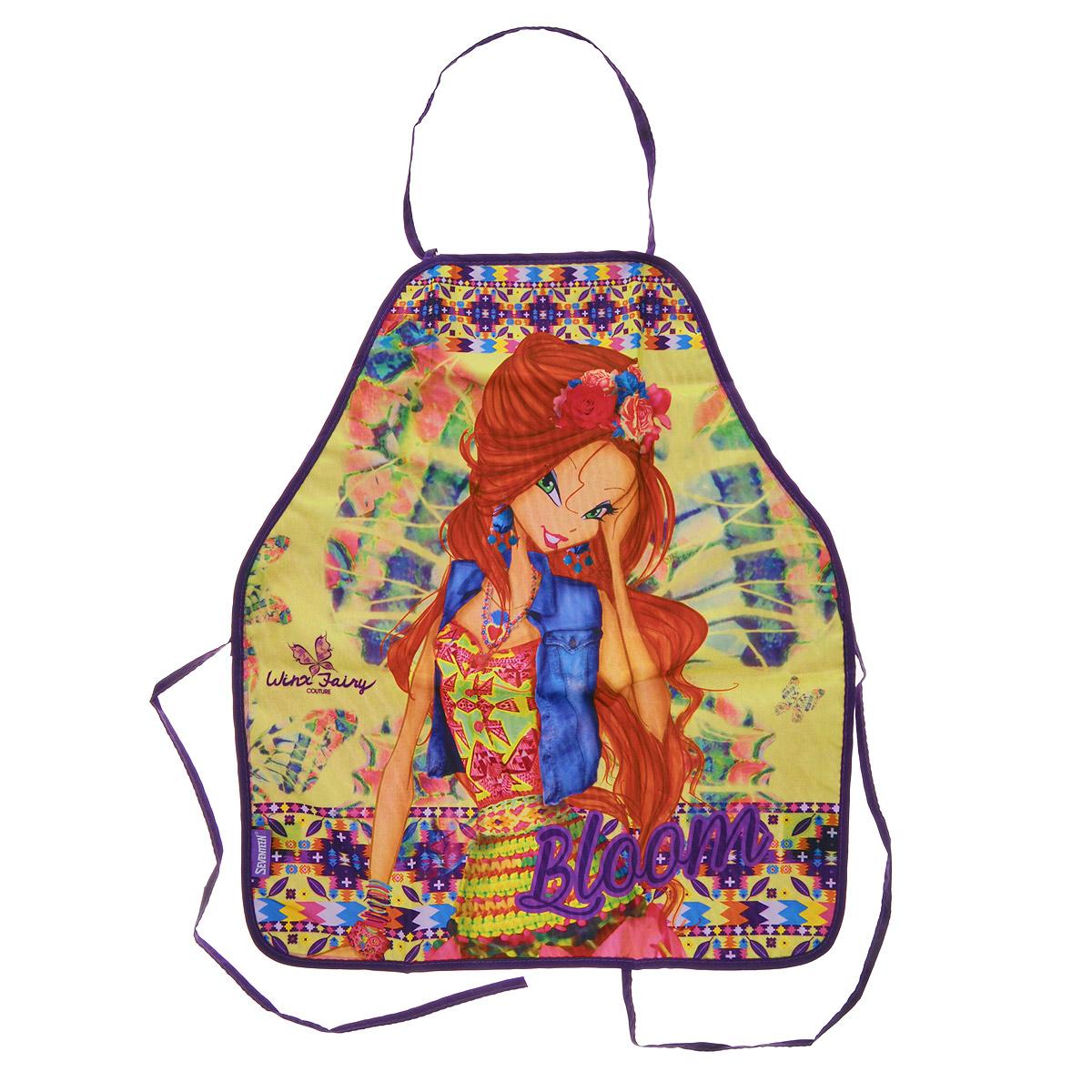 Фартук Winx Club Seventeen: Winx Fairy Couture, цвет: фиолетовый ты модный дизайнер winx fairy counture