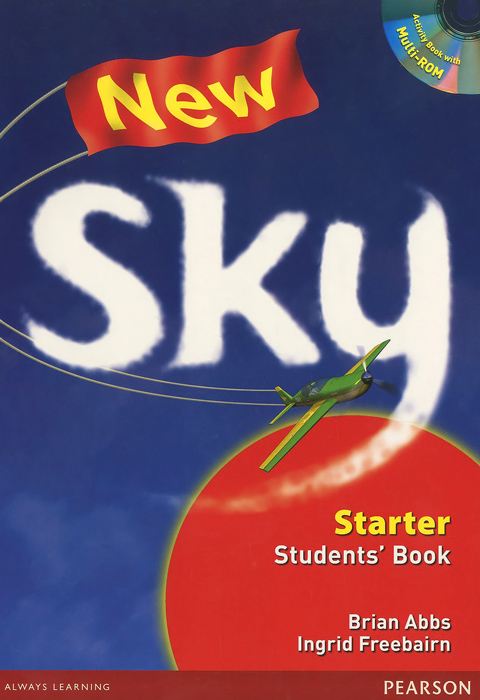 New Sky Starter: Students' Book 10pcs r474 100% new and original