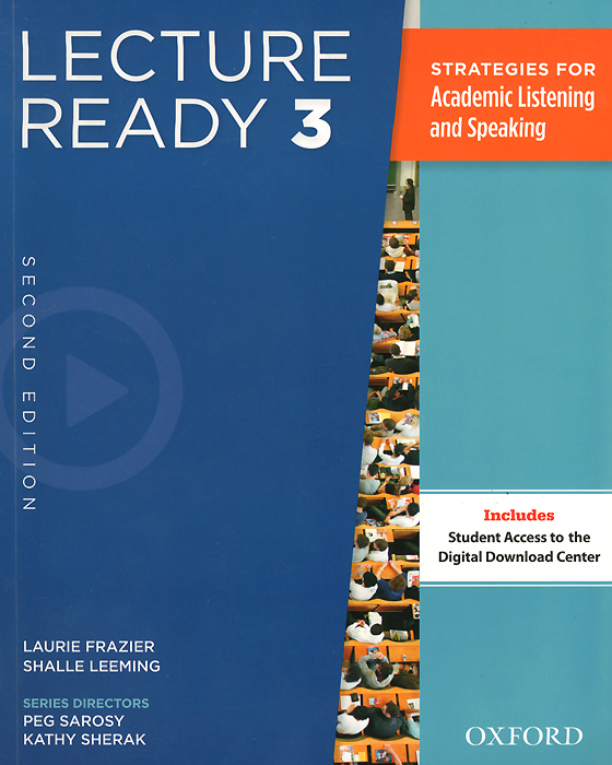 Lecture Ready 3: Strategies for Academic Listening and Speaking недорго, оригинальная цена