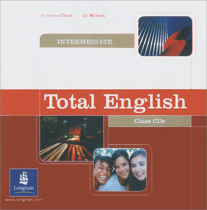 Total English: Intermediate: Class CDs (аудиокурс на 2 CD) first trainer audio cds аудиокурс на 4 cd