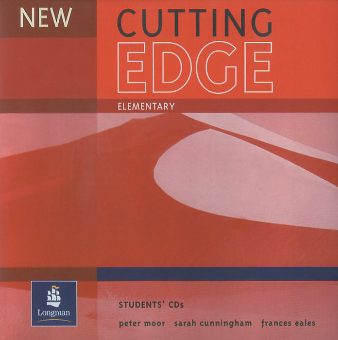 New Cutting Edge: Elementary: Students CDs (аудиокурс на 2 CD) cutting edge elementary аудиокурс на 2 cd